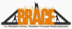 BRACE Logo and Motto (Credit: BRACE Website)