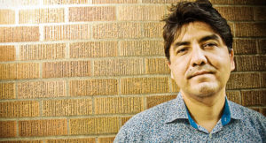 Sherman Alexie (Credit: Pioneer Press)