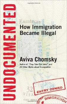 Undocumented Aviva Chomsky (Credit: Amazon Books)