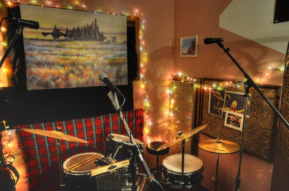Recording Studio (Credit: 360durango)