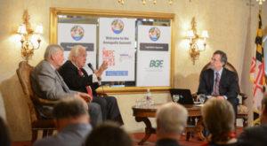 Annapolis Summit (Credit: WEAA)