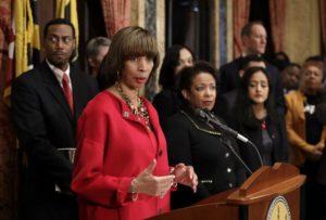 Baltimore Consent Decree (Credit: AFRO)