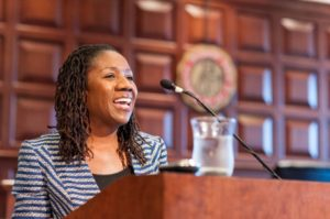 Sherrilyn Ifill (Credit: Student Life)