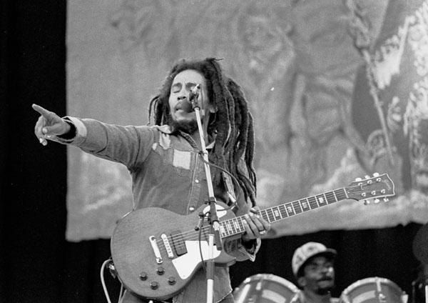 Bob Marley (Credit: Flickr User - Monosnaps)