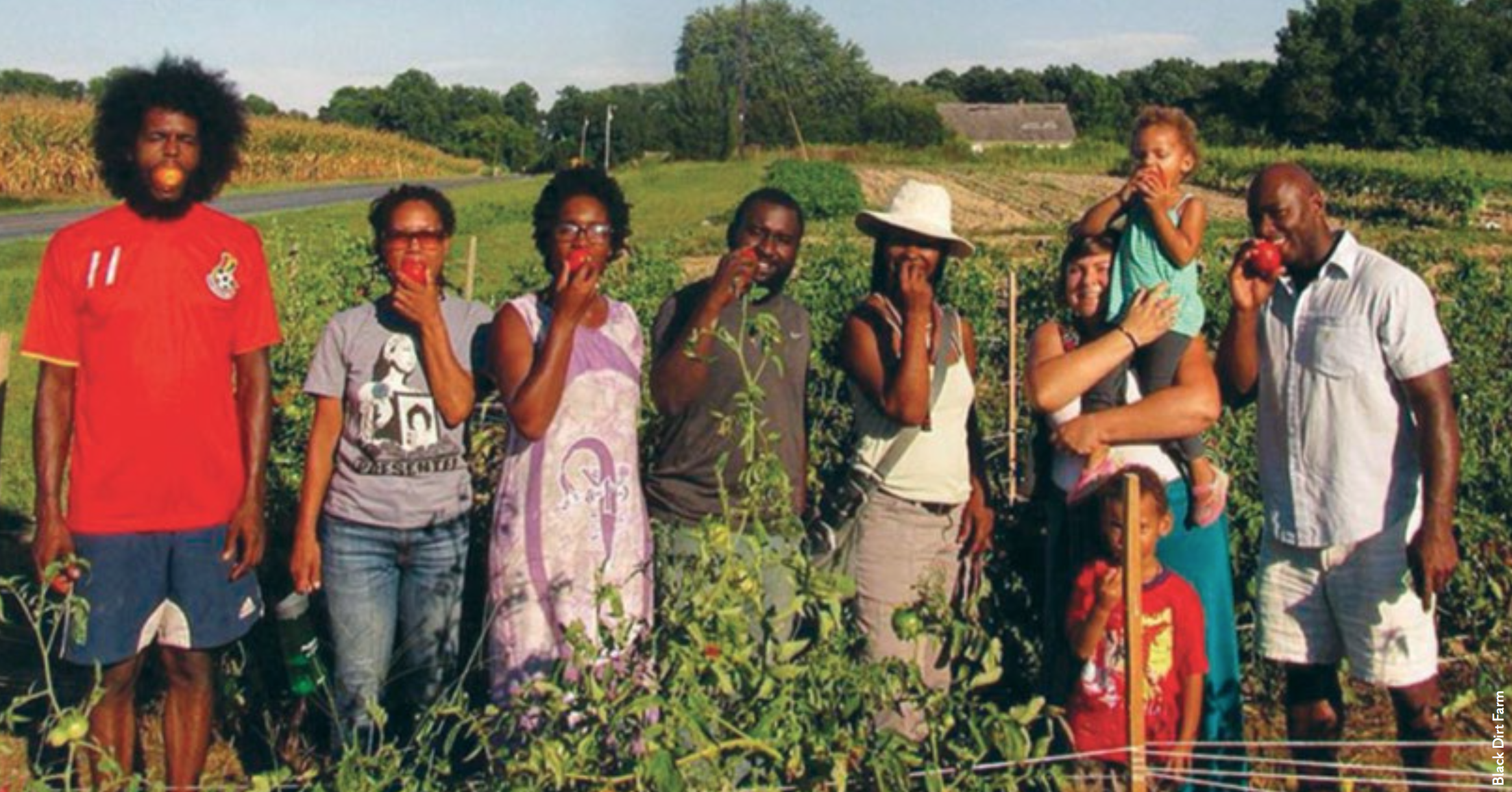 Black Farmers (Credit: The Common Market)