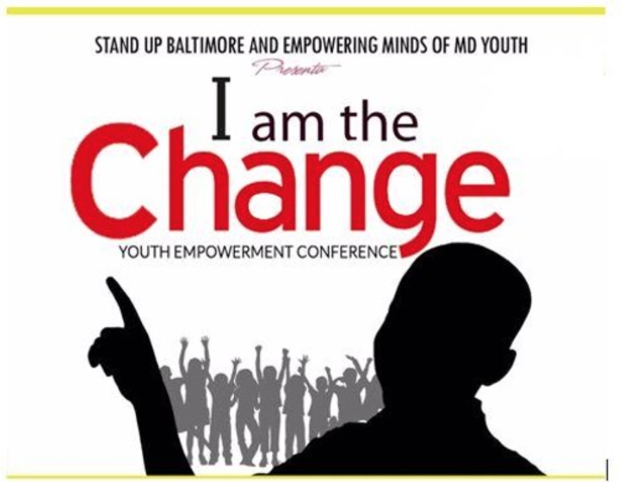 I am the change (Credit: Eventsbrite Site)