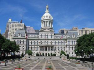 Baltimore City Council (Credit: JHU)