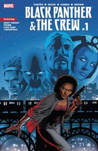 Black Panther Comic (Credit: Marvel Comics}
