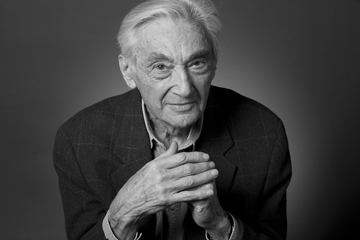 Howard Zinn (Credit: Jason Goroncy)