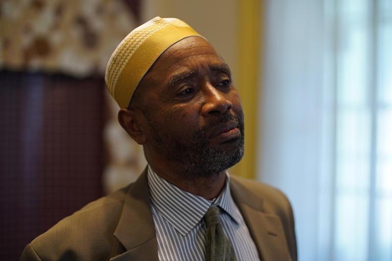 Imam Earl El-Amin (credit: WEAA)