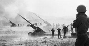 Six Day War (Credit: National Interest)