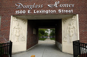 Douglass Homes (Credit: Lowincomehousing.us)