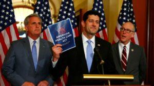 Republican Health Care Bill (Credit: The Hill)