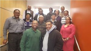 Faith-Based Development Certificate Program Participants (Credit: Enterprise Community)