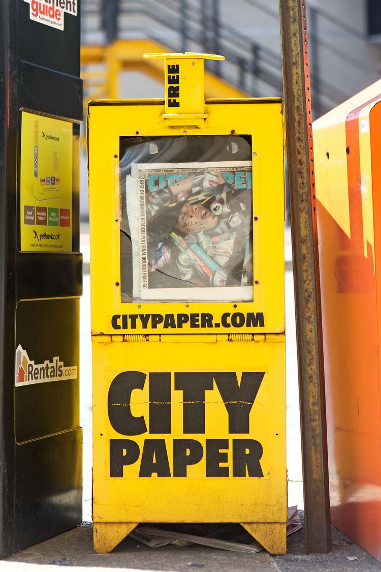 City Paper (Credit: The Business Journal)