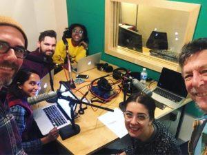 The Center for Emerging Media (CEM) team